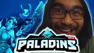 We Almost Lost!!! **Intense Match** (Paladins Online PC Gameplay 60fps) #PcMasterRace