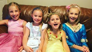 Princess Cousins REUNITE