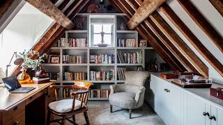 Home Office Shelving Ideas to Inspire Your Renovation Plans