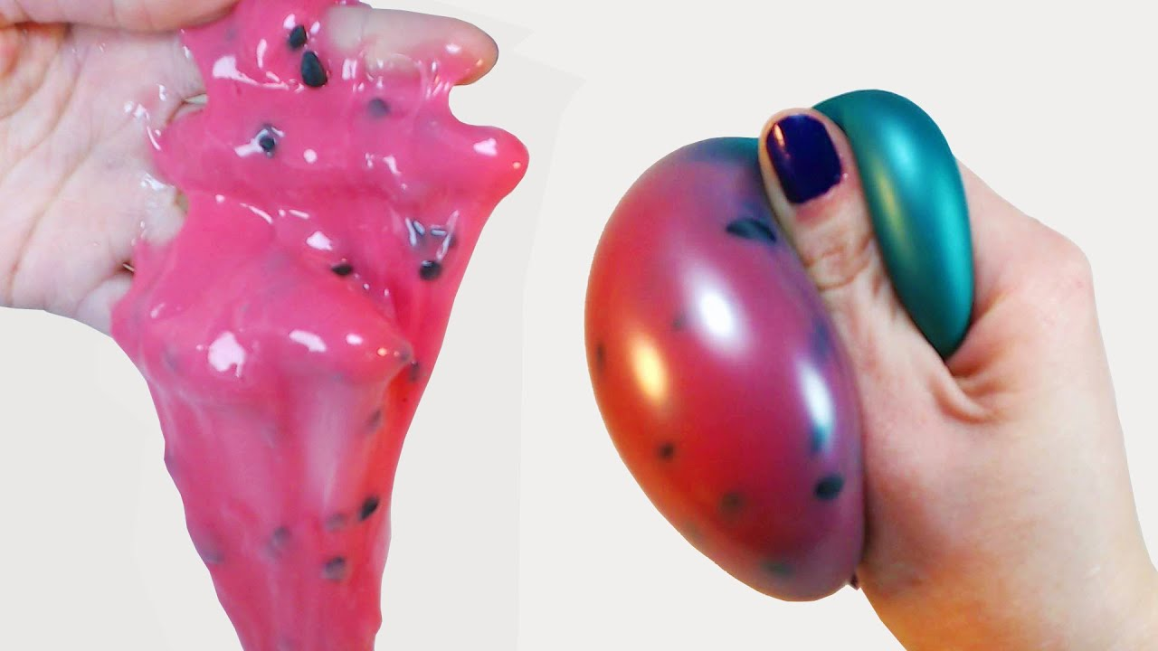 Watermelon Stress Ball by Izabela Stress