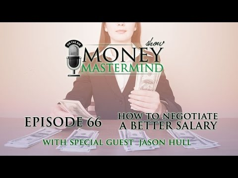 MMS066 - How To Negotiate A Better Salary