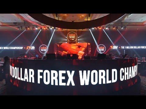 XM.COM - The 1 Million Forex World Championship Final - Bangkok - Thailand - 2017