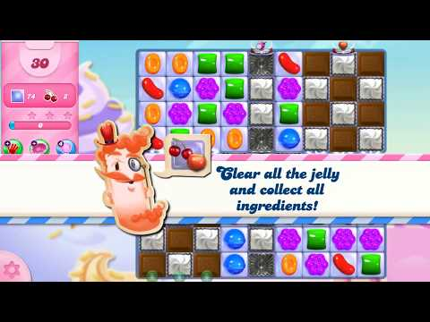 Candy Crush Saga Level 3135 NO BOOSTERS