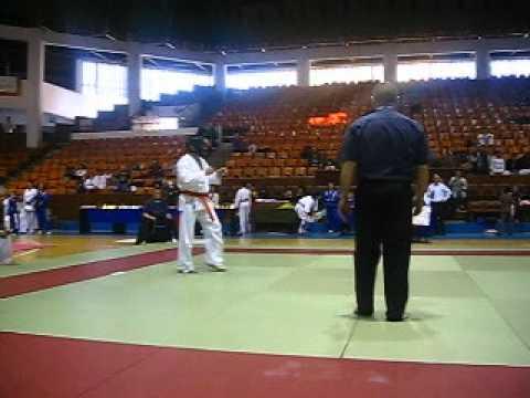 kyokushin cat B (-70 kg)-campionat national Tg.Mures