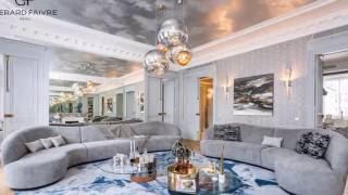 Appartement de luxe à Paris, Avenue Marceau