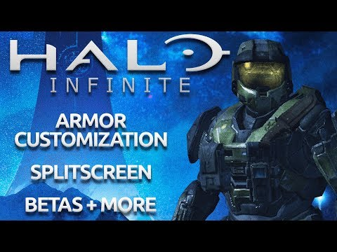 HALO INFINITE NEWS + LEAK - SPLITSCREEN, REACH-STYLE ARMOR CUSTOMIZATION, RPG CAMPAIGN