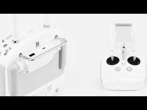 DJI Quick Tips - Phantom 3 Advanced / Pro - Linking the Remote Controller