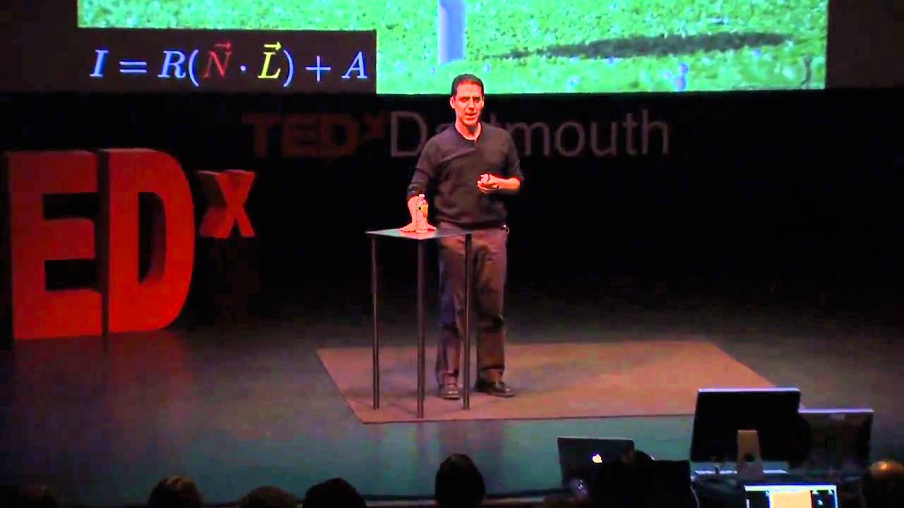 TEDxDartmouth 2011- Hany Farid: What's a Picture Worth? - March ...
