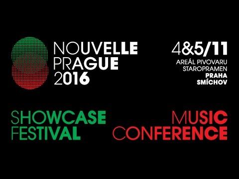 Nouvelle Prague 2016 Showcase festival - Music Conference / © Music Press