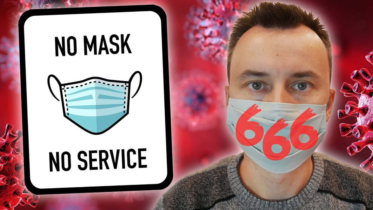 The MASK of the BEAST   You Can't BUY or SELL Without It!