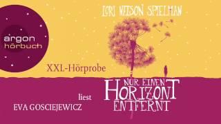 XXL-Vorabhörprobe »Nur einen Horizont entfernt«