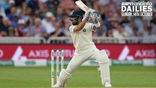 Kohli writes himself into record books | Daily cricket news