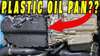 How To Install Reinforced Skid Plate ~ PROTECT PLASTIC OIL PAN