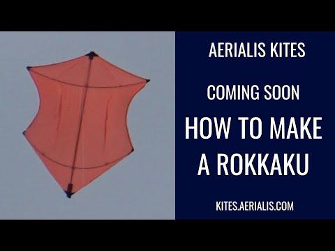 Coming Soon: How to Make a Rokkaku