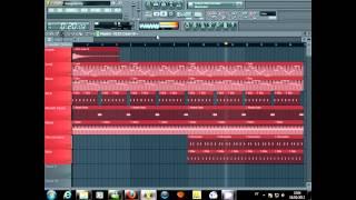 Taio Cruz - Hangover (Hardwell Remix) [FL Studio Remake]