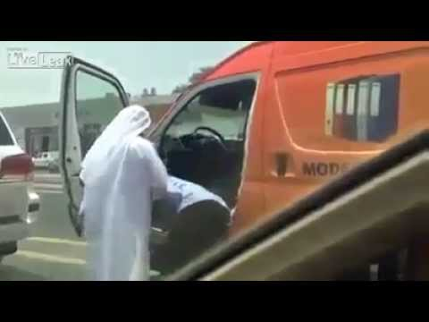 some cruelty of an arab in 2013