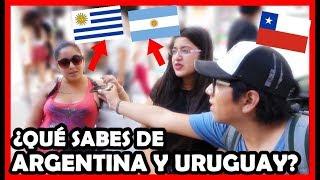 ¿Qué saben en Chile de Argentina y Uruguay? | Peruvian Life