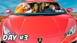 Last to Leave Lamborghini, Keeps It  Challenge