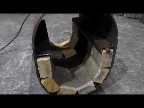 видео: Печь для бани – пошаговая инструкция по изготовлению.