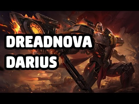 how to get dreadnova darius