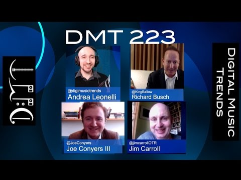DMT 223: Blurred Lines, McDonald's, Rock Band, Bjork, Germany, Songwriter Equity Act, SXSW