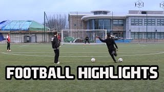 FOOTBALL HIGHLIGHTS WITH THE GUYS!!!