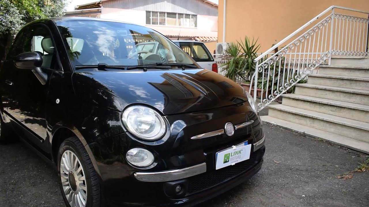 Fiat 500 Lounge Cambio Automatico