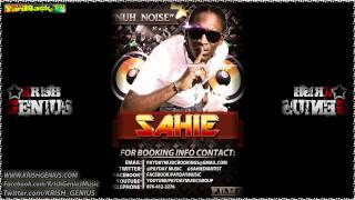Sahie - Wah Money Every Day [Lyrical Overdrive Riddim]