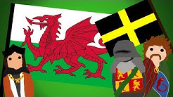 The Welsh Flag: History and Meaning of The Red Dragon Flag
