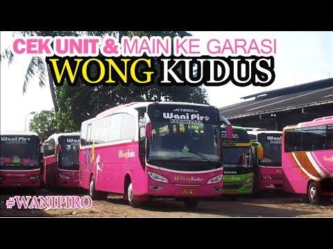 CEK UNIT   Main ke GARASINYA PO.Wong Kudus di Tangerang