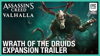 Assassin's Creed Valhalla – Wrath of the Druids Expansion Trailer