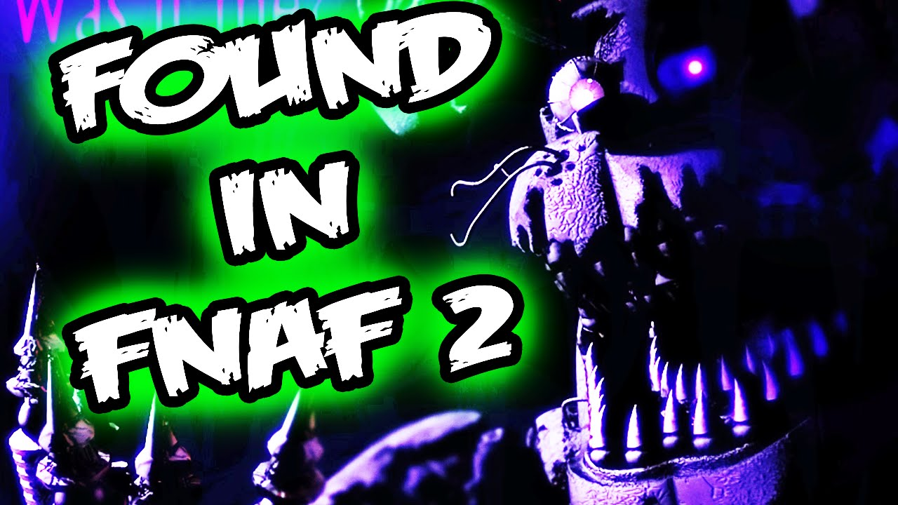 Bonnie in fnaf 2 five nights at freddy s 4 confirmed youtube