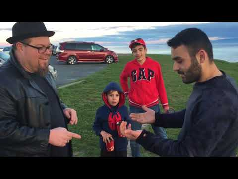 DOUBLE CROSS - Magic Trick Performance by Jordano The Great of Tricky Magic