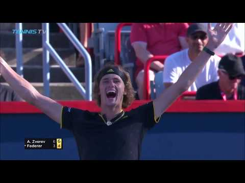 Alexander Zverev: 2017 Best Moments