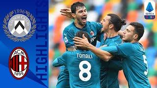 Udinese 1-2 Milan | Il Milan vince ancora e scappa in testa alla classifica | Serie A TIM