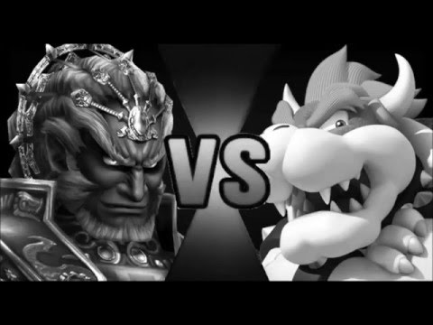 Olympus Mons (Ganon vs Bowser, song II) NOW AVAILABLE ON ITUNES AND GOOGLE PLAY