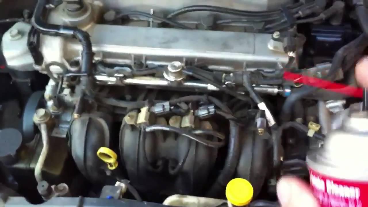 mazda6 vacuum leak [ 1280 x 720 Pixel ]