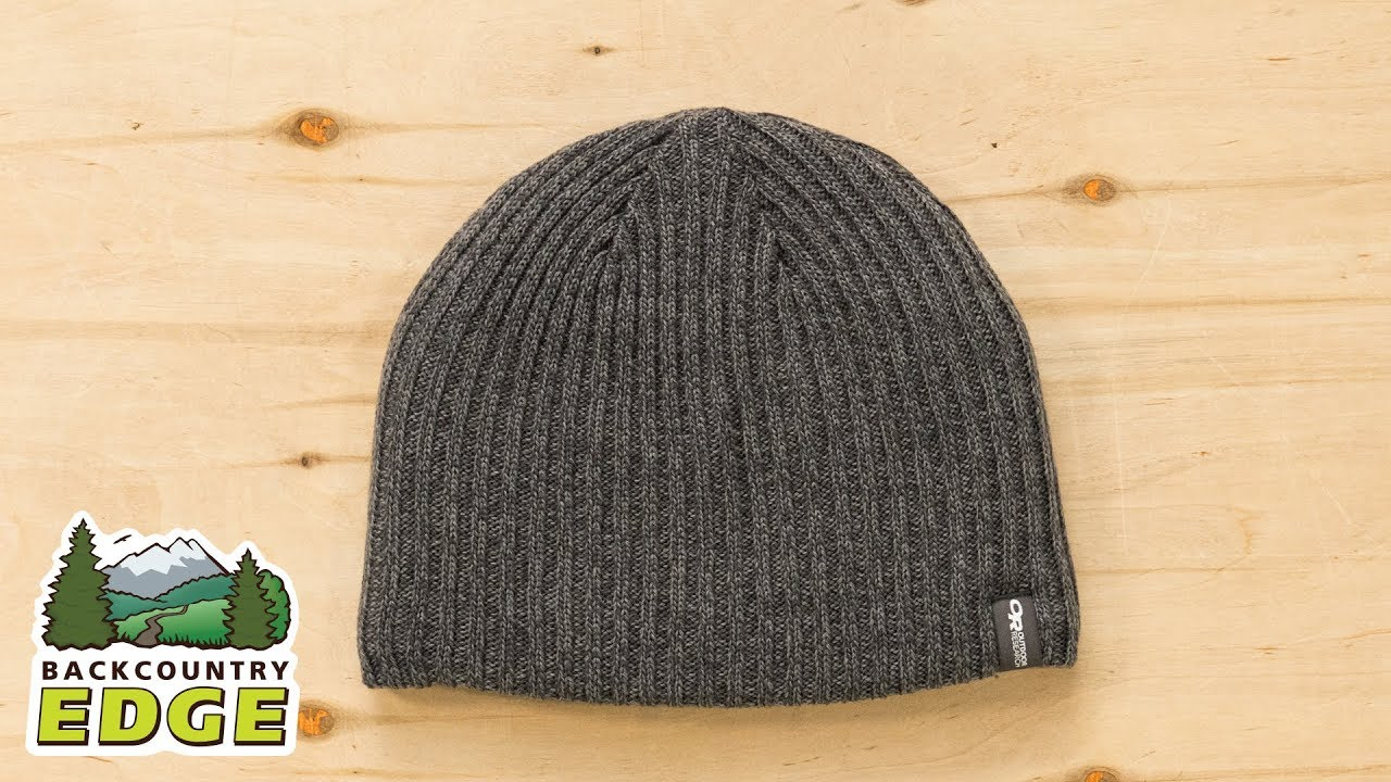 b375f2ea0e70f Outdoor Research Camber Beanie - YouTube