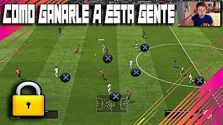 FIFA 18 Como Ganar Todos Los Partidos ?? - Partido De Fut Champions Super Complicado
