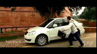 Dancing Car - PK(2014) Movie Deleted HOT Scenes aamir khan and sunny leone