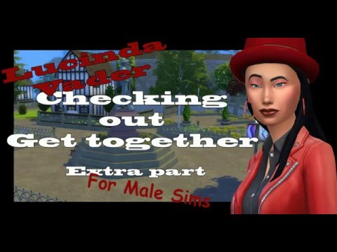 The Sims 4 Lucinda checking out Get Together - Extra part For Males |