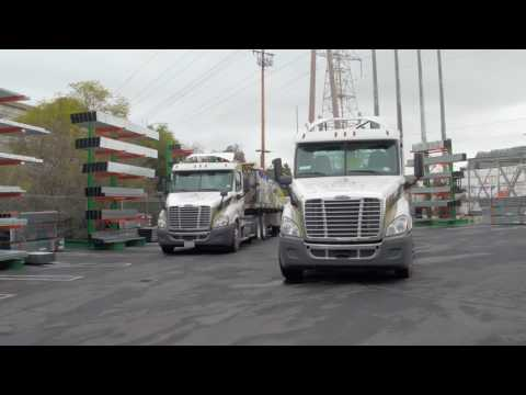 ARGOS Material Distribution LONG BEACH Location Promo Video
