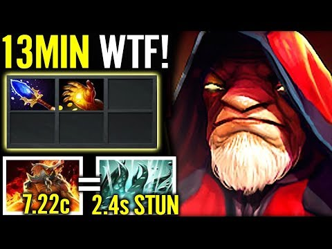 Warlock Magical Hero IMBA 7.22 Scepter Dota 2 Update - by BabyKnight