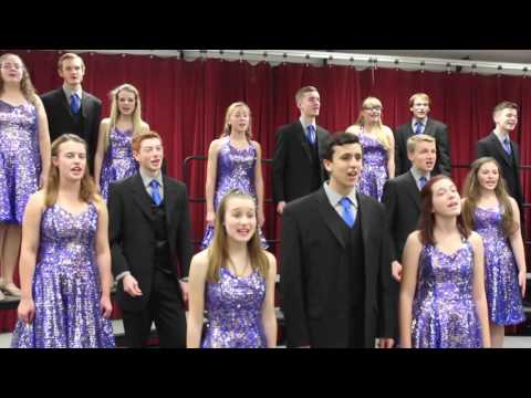 Galion High School sings 'At Christmas'