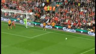 Andy Carroll Vs. Wolves - 24.9.11