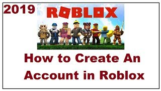 How to Create An Account in Roblox on Mobile 2019
