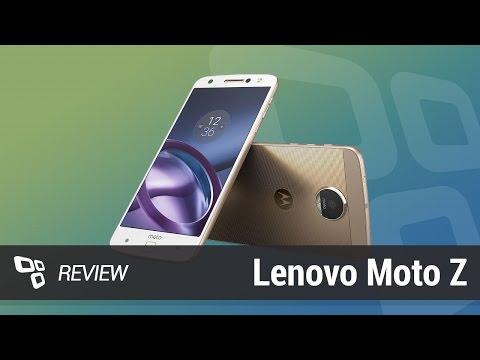 Smartphone Lenovo Moto Z [Review] - TecMundo