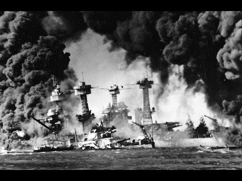 Rare Audio Interviews With People in Dallas in the Days After Pearl Harbor (1941)