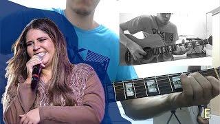 Eu sei de cor - Marília Mendonça -- Karaokê Acústico/Violão Instrumental (com letra e cifra)