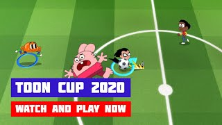 Toon Cup 2020 · Game · Gameplay